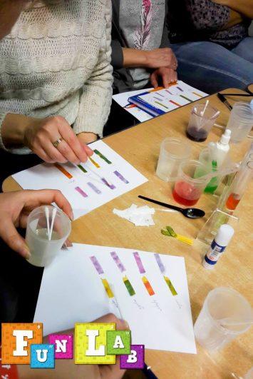 szkolenie dla nauczycieli z eksperymentami