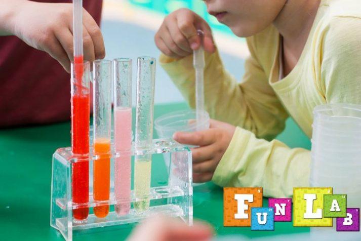 warsztaty chemiczne w przedszkolu
