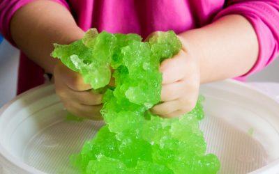 5. Slime (glutek)